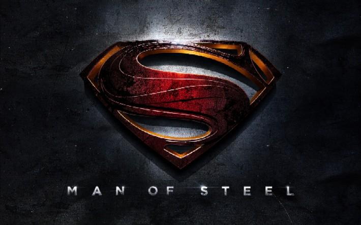 Novo símbolo do Homem de Aço
