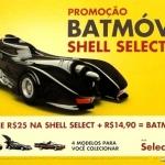 Batmobile em São Paulo - Brasil