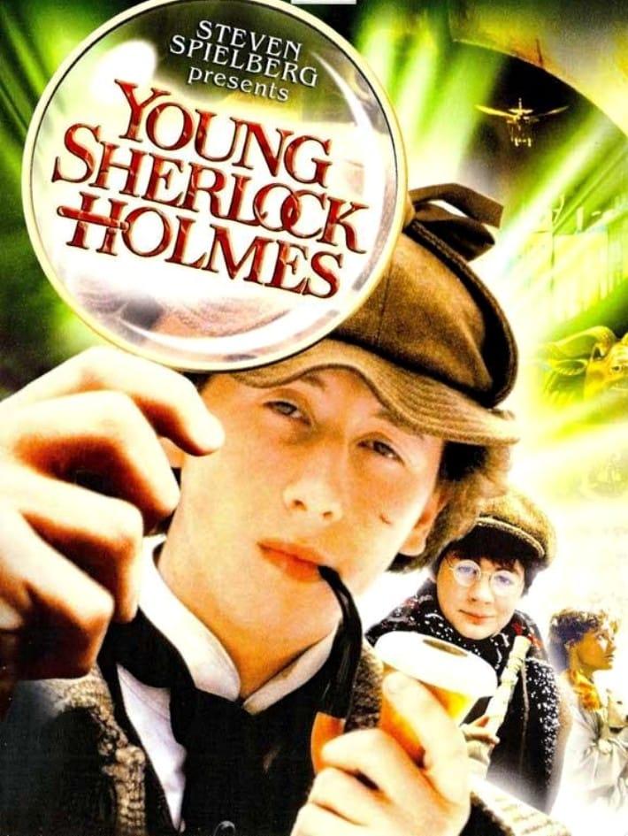 Filme sobre juventude de Sherlock Holmes terá remake