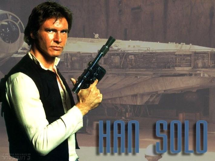 Harrison Ford pode voltar ao papel de Han Solo