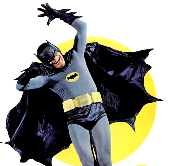 PaperFreak da Semana - Batman da série de tv