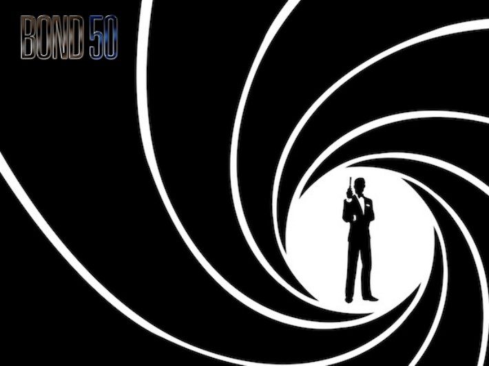 Oscar 2013 homenageia os 50 anos de James Bond