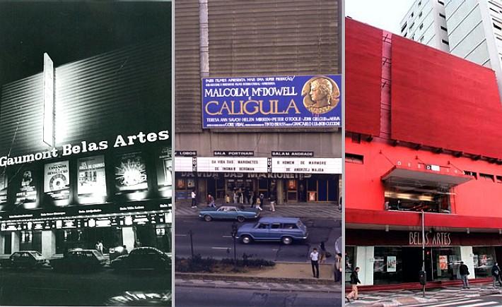 Prefeitura de SP quer comprar prédio do Cine Belas Artes