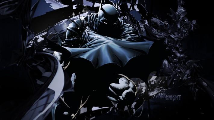 Batman Dark Knight Toon