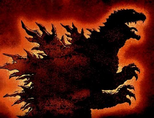 PaperFreak da semana – Godzilla