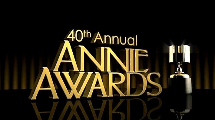 """Vencedores da Annie Award 2013, o """"Oscar da animação"""""""