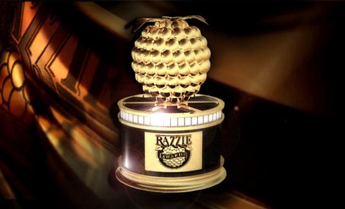 Vencedores do prêmio Framboesa de Ouro 2013