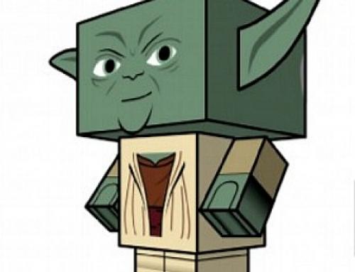 PaperFreak da semana – Yoda