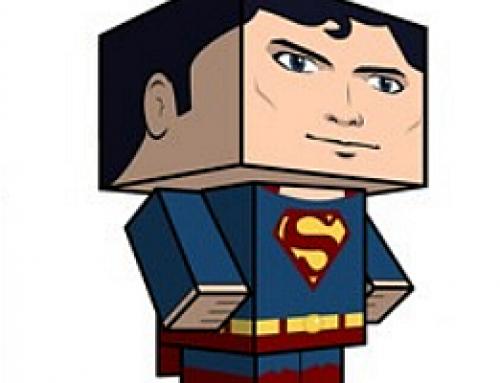 PaperFreak da semana – Superman/Clark Kent