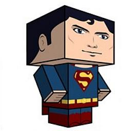PaperFreak da semana - Superman/Clark Kent 10