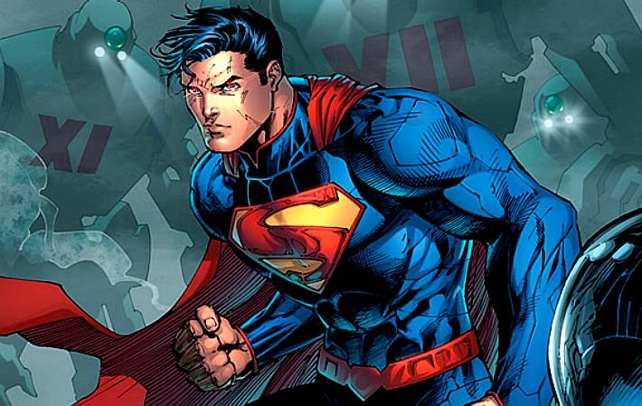"""Nova versão do Superman - """"Novos 52"""""""