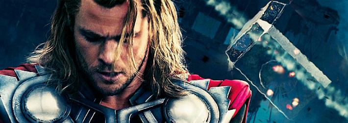 Saiu o primeiro trailer do filme Thor 2 - O Mundo Sombrio