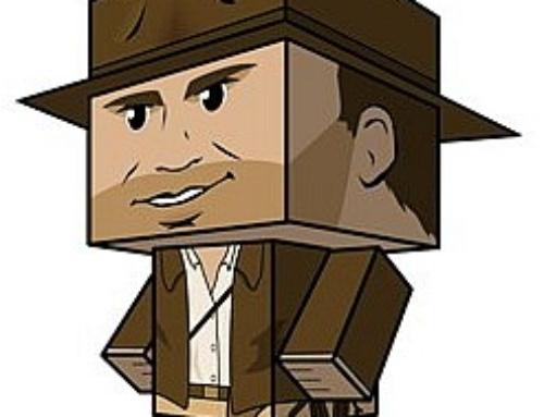 PaperFreak da semana – Indiana Jones