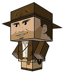 PaperFreak da semana - Indiana Jones 10