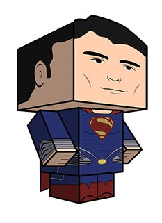 PaperFreak da semana - Man of Steel 7
