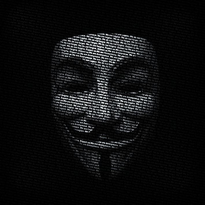 O grupo Anonymous