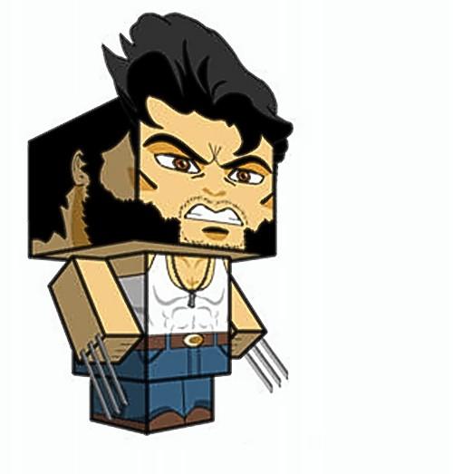 PaperFreak da semana - Wolverine 10