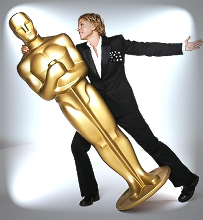 Ellen Degeneres apresentará o Oscar 2014