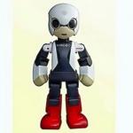 Robozinho japonês vai ao espaço auxiliar astronauta 1