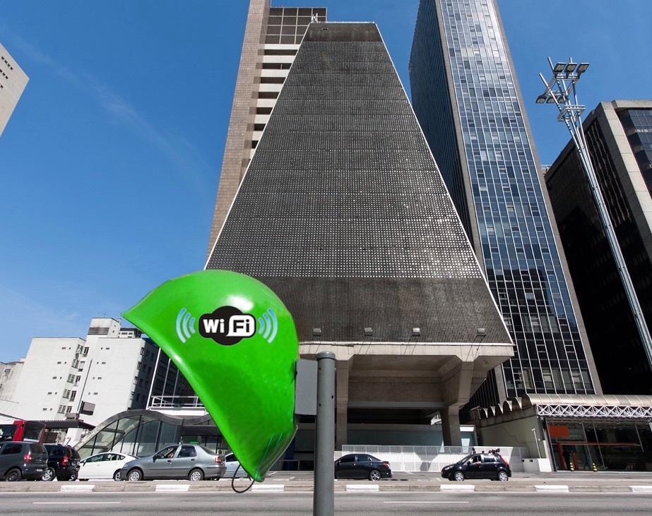 Orelhões poderão transmitir sinal Wi-Fi 1