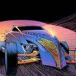 """Batman Zero Year"" introduz novo modelo de Batmóvel 1"