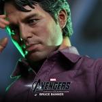 "Hot Toys lança figura de luxo de Bruce Banner do filme ""Os Vingadores"" 1"