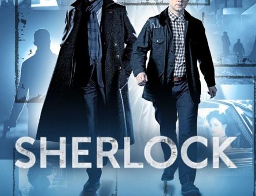 PaperFreak da semana – Sherlock e Watson