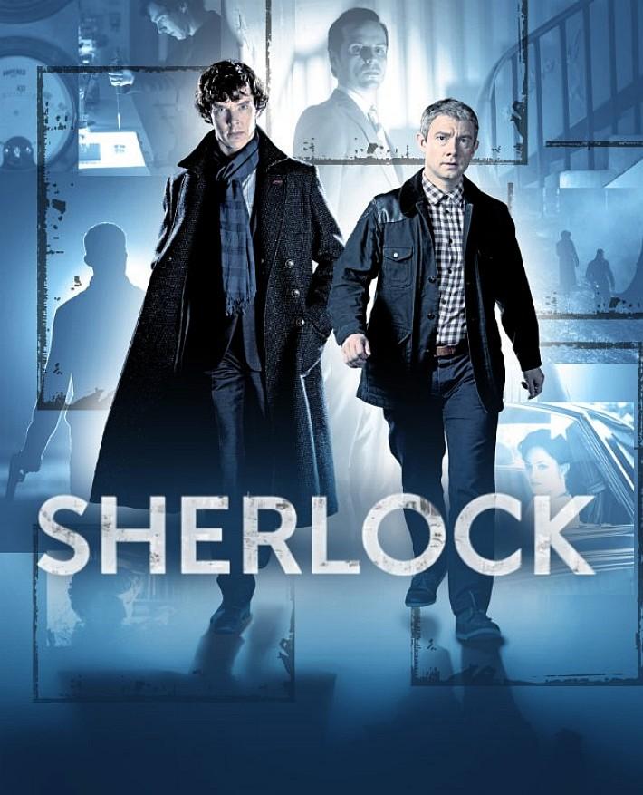 PaperFreak da semana - Sherlock e Watson 2
