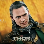 Hot Toys lança figura de luxo do Loki 1