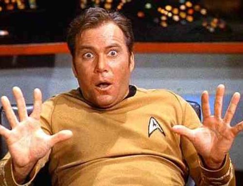 PaperFreak da semana – Cap. Kirk