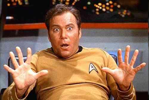 PaperFreak da semana - Cap. Kirk 2
