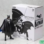 Estatueta da primeira aparição do Homem-Morcego 1