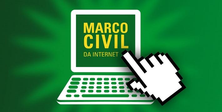 Marco Civil da internet já está em vigor