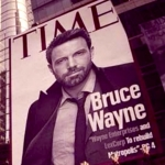 Bruce Wayne surge no set de Batman vs Superman 1