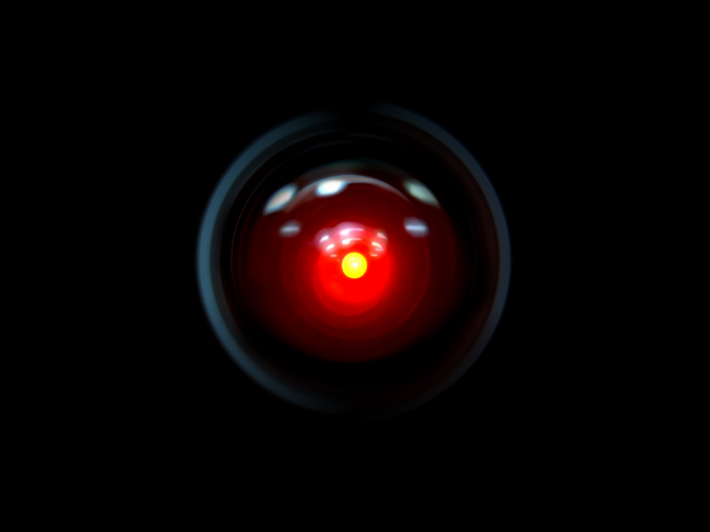 Paperfreak da semana - HAL 9000 5