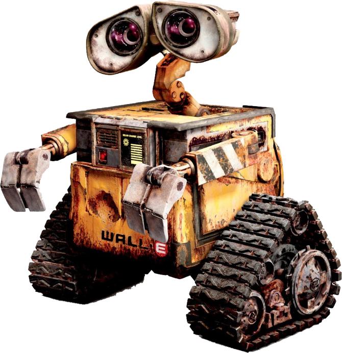 PaperFreak da semana - Wall-E 10