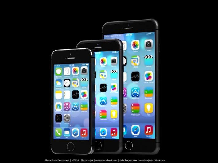 iPhone 6 deve ser lançado no dia 9 de setembro de 2014