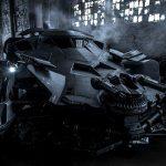 Batmóvel em ação no teaser de Batman vs Superman 1