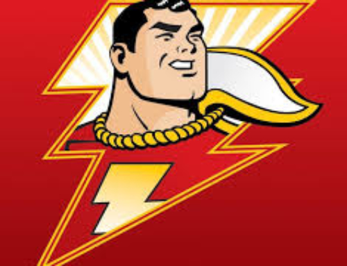 PaperFreak da semana – Shazam