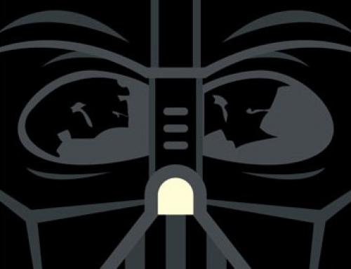 Paperfreak da semana – Darth Vader