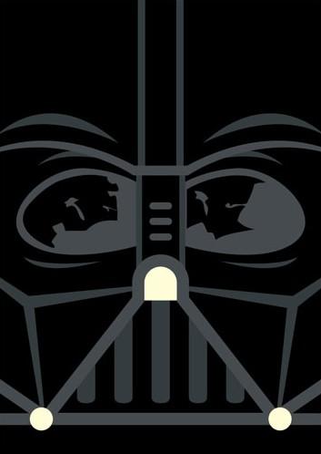 Paperfreak da semana - Darth Vader 6