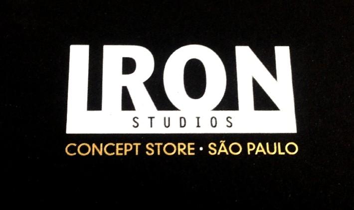 Iron Studios Concept Store em SP