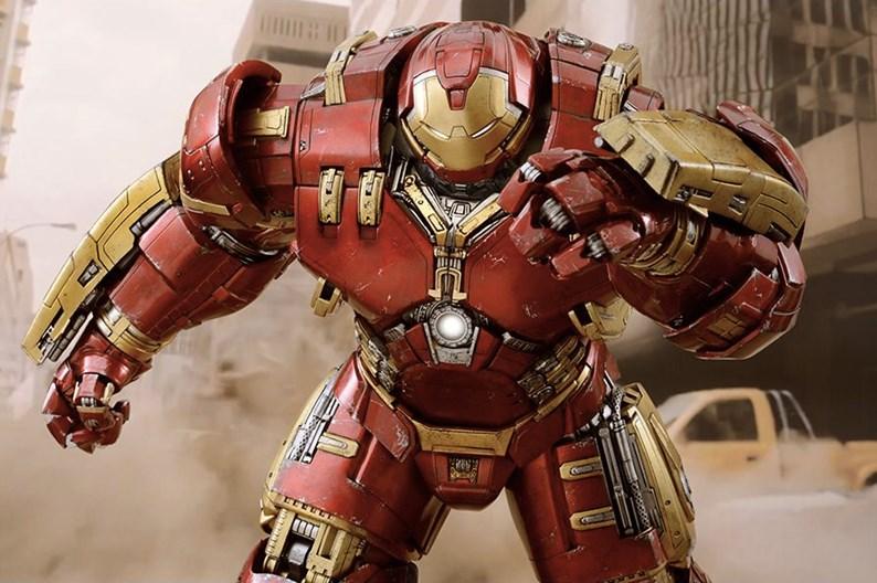 Hot Toysdivulga preço daHulkBuster do filme Vingadores:Era de Ultron 1