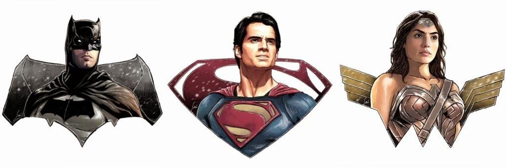 O trailer de Batman vs Superman foi lançado oficialmente