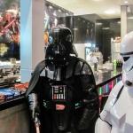 Que a Fome esteja com Você... Inaugurada lanchonete temática de Star Wars 1