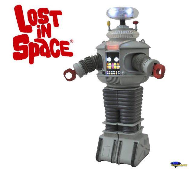 PaperFreak da semana - Robo (Perdidos no Espaço) 8