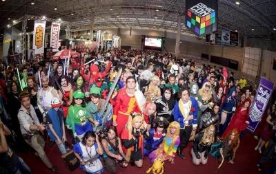 Começa hoje a terceira edição da Comic Con Experience 8
