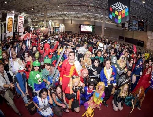 Começa hoje a terceira edição da Comic Con Experience
