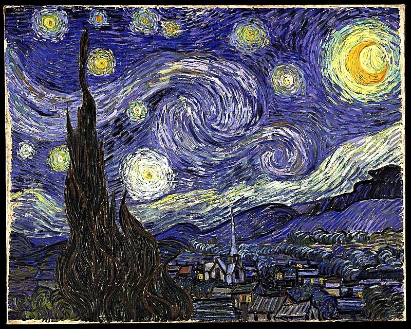 SP recebe exposição de Van Gogh 2