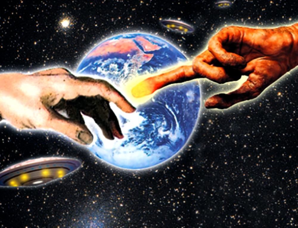 Tecnologia alienígena e casos reais de contato extraterrestre